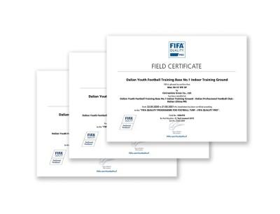 Chứng chỉ FIFA Quality Pro