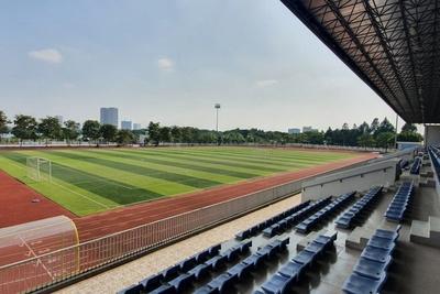 Sân bóng cỏ nhân tạo quận Hoàng Mai Hà Nội