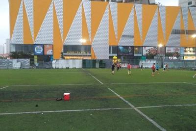 Sân bóng đá cỏ nhân tạo quận Cầu Giấy