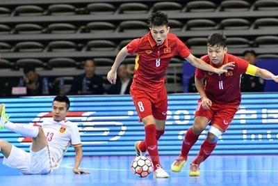 Luật thi đấu bóng đá Futsal