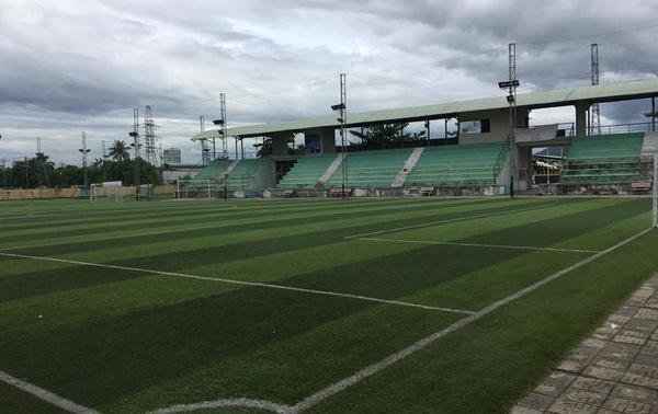 Sân bóng dùng cỏ Ultrasport tại Việt Nam