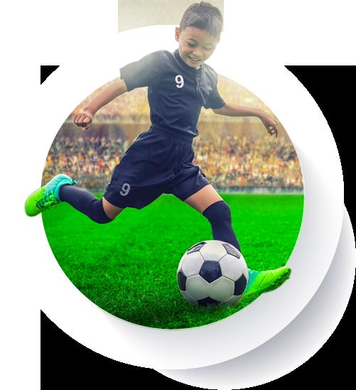 Vì sao nên cho trẻ đi học bóng đá